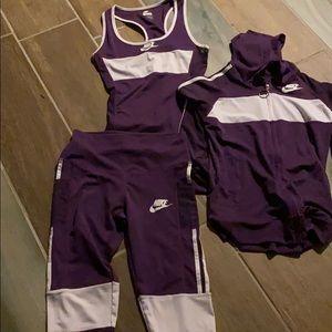 3pc Nike suit